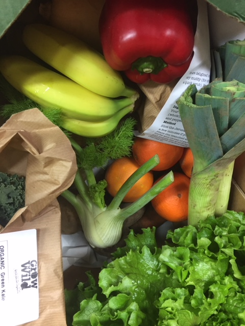 Grow Wild - Organic groceries for home delivery in Scotland